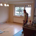 szobafestés és laminált padló vagy parketta lerakás Budapesten